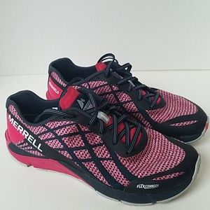 Merrell Bare Access Flex Connect Sneakers Pink